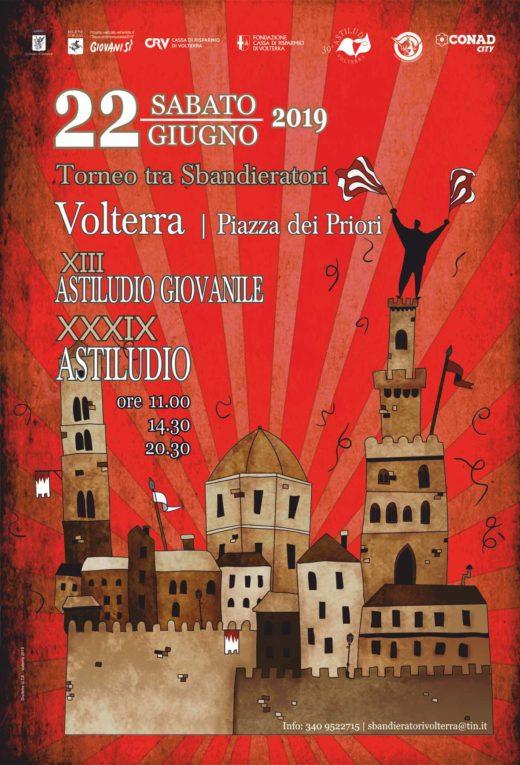 Locandina Astiludio 2019