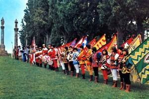 Volterra - Benedizione del Gruppo