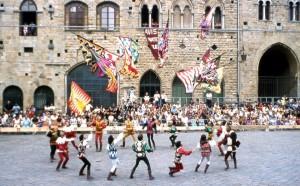 Balestro Volterrano - antesignano dell'Astiludio