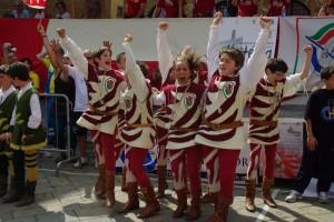 Grande Squadra Seconda Fascia Campioni Italiani - Volterra 2010