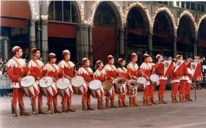 In Fila  - Campionati Italiani, Fenza 1989
