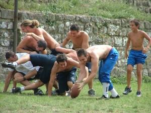 Rugby in sede