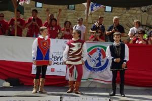 Singolo Seconda Fascia Campione Italiano - Volterra 2010