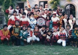 Vittoria - Astiludio 1984