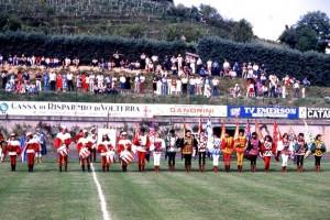 """Stadio """"Le Ripaie"""" - Semi - finale di Coppa Italia"""