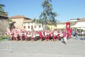 Schierati - Tenzone Argentea Rubiera 2010